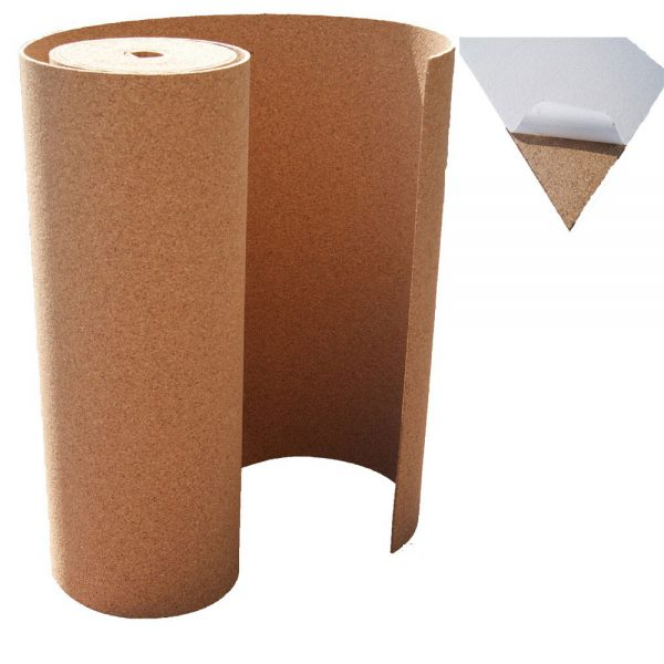 Selbstklebender Kork Rollen 3mm(30m) ist sehr einfach zu installieren. Entfernen Sie die Schutzfolie und platzieren Sie sie an Ihrem Lieblingsplatz.