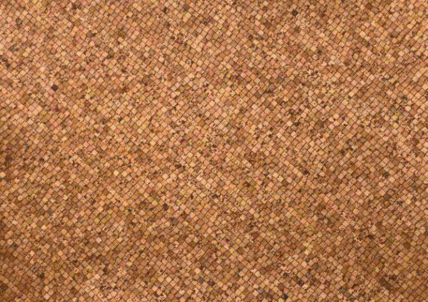 Kork textilien MOSAIK